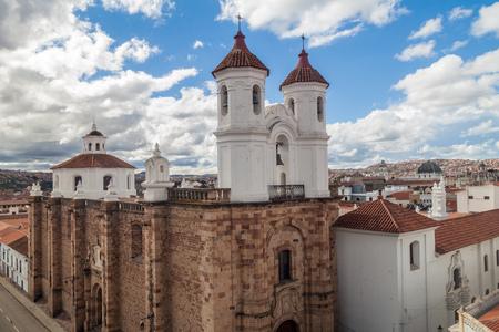 bolivian: Church of Convento de San Felipe Neri monastery, Sucre, Bolivia