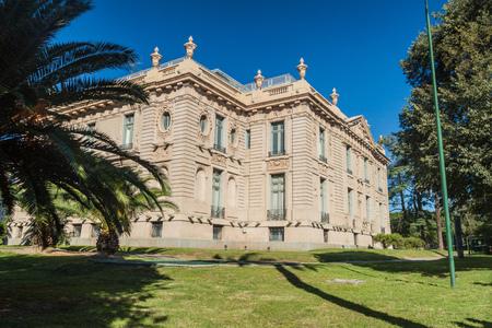 Evita Fine Arts Museum in the Ferreyra Palace, Cordoba, Argentina