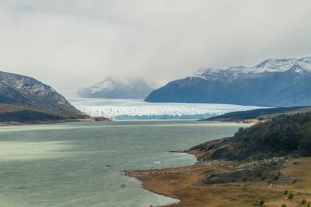 calafate: Perito Moreno glacier, Argentina Stock Photo
