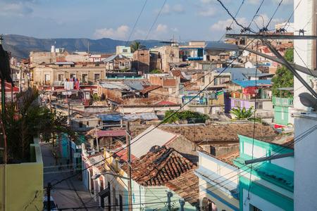 Santiago de Cuba Foto de archivo - 79598506