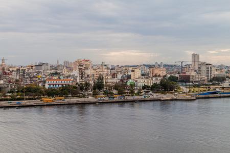 Skyline of Old Havana, Cuba