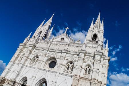 Cathedral in Santa Ana, El Salvador