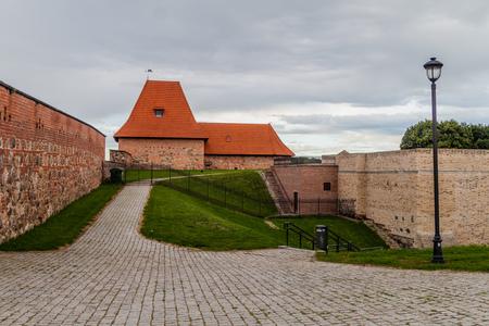 Artillery Bastion (Basteja) in Vilnius, Lithuania