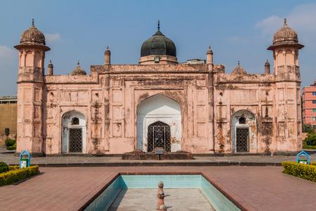 Mausoleum of Pari Bibi in Lalbagh Fort in Dhaka, Bangladesh
