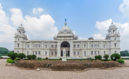 Victoria Memorial in Kolkata (Calcutta), India
