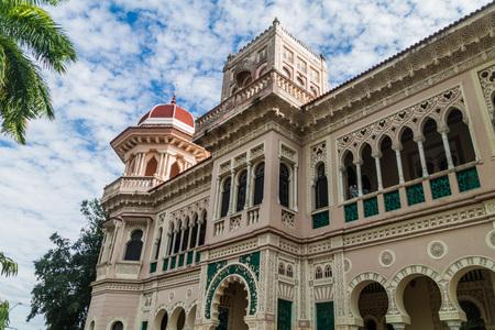 Palacio de Valle building in Cienfuegos, Cuba. Stock Photo - 92570878
