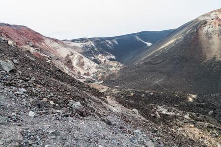 View of Cerro Negro volcano, Nicaragua Reklamní fotografie