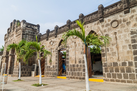 ニカラグア・マサヤのメルカド・アルテサニア市場