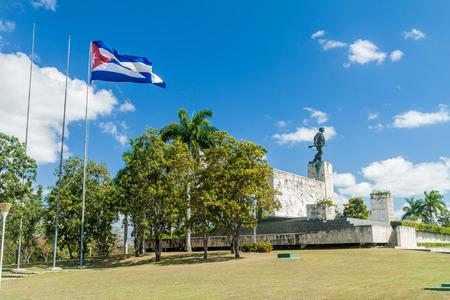 Che Guevara monument in Santa Clara, Cuba Reklamní fotografie