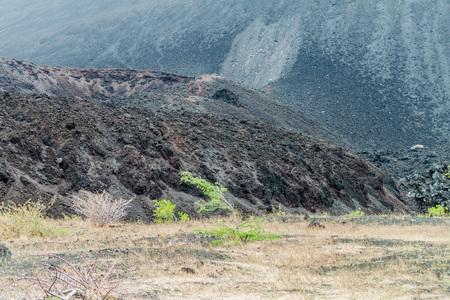 Detail of Cerro Negro volcano, Nicaragua Reklamní fotografie