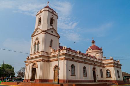 San Geronimo Church in Masaya, Nicaragua