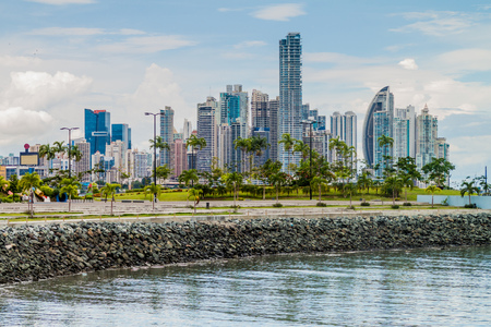 Skyscrapers of Panama City