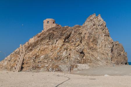 Watchtower in Muscat, Oman