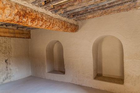 Room at Bahla Fort,  Oman