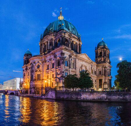 Berliner Dom (Berliner Dom), Deutschland Standard-Bild