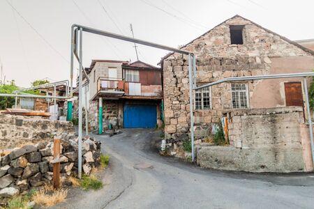 Kond neigborhood in Yerevan, Armenia