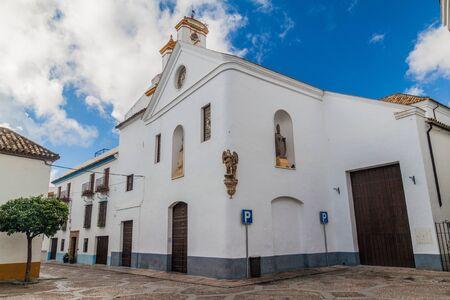 Chiesa di Nuestra Senora de la Paz a Cordoba, Spagna Archivio Fotografico