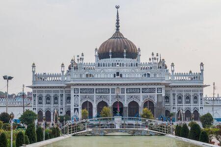 Chota Imambara in Lucknow, Uttar Pradesh state, India