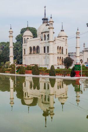 Tomb at Chota Imambara in Lucknow, Uttar Pradesh state, India