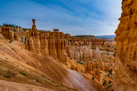 Bryce Canyon in Utah United States of America Stock Photo