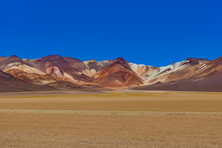 Dali Mountains Altiplano Bolivia
