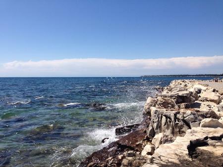 Beach in Kroatia