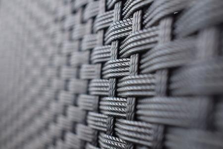 braided background texture