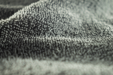 Grey Towel Background