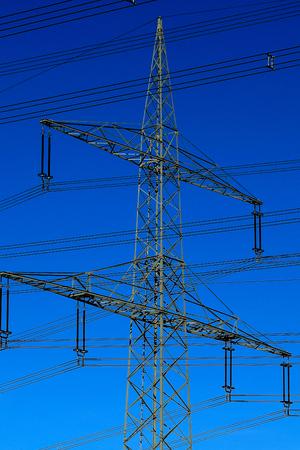 Voltage pylon