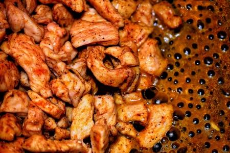 Roasted Chicken Cooker Banco de Imagens