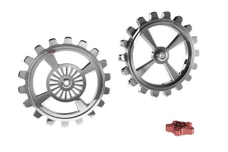 cogwheels: Cogwheels - Red Piece