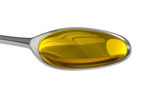 蜂蜜のスプーン