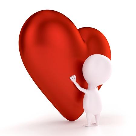 Character And Big Heart photo
