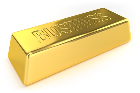 gold bar: Gold Bar - Business