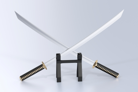 Dos Katanas Cruzada photo