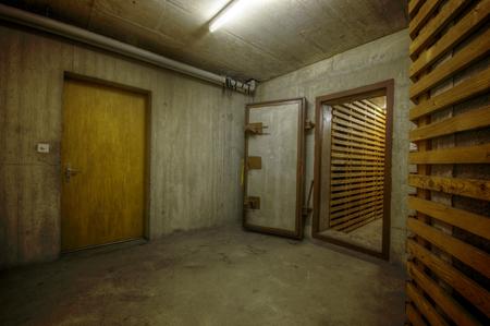 basement: Concrete Basement