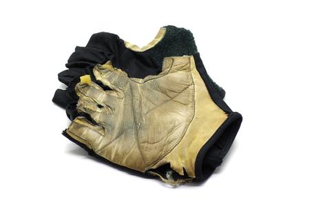 着用スポーツ手袋半指