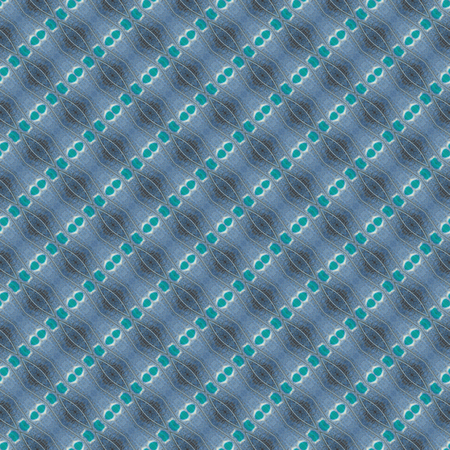 Seamless pattern made from colorful butterfly wing for background texture