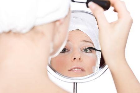 Woman makeup Stock Photo - 6682629