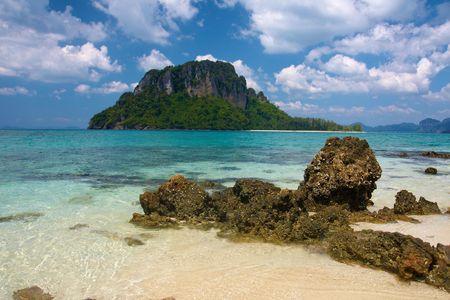 Islas tropicales  Foto de archivo - 6721588