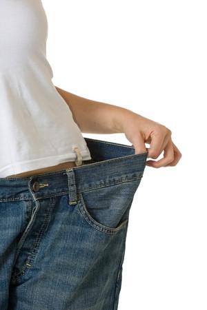 aussi: Femme en jeans trop grands
