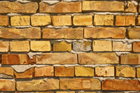 revetment: Brick wall texture background Stock Photo