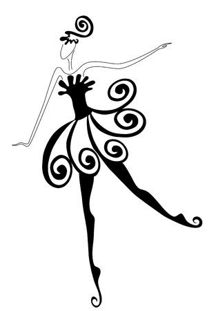 발레 댄서 스톡 콘텐츠 - 3745081