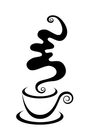 朝はコーヒー 1 杯
