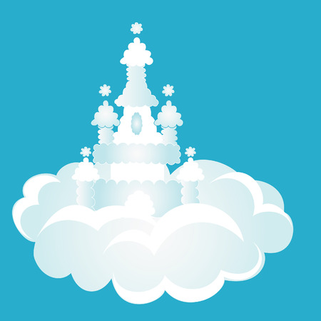 clouds: A castle in the air