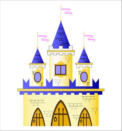 castello fiabesco: Castello da favola