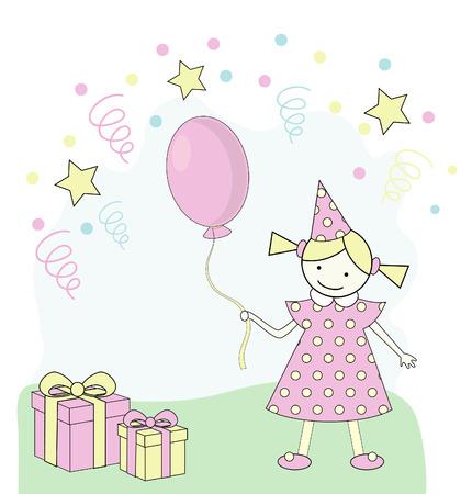 balon: Children Happy Birthday