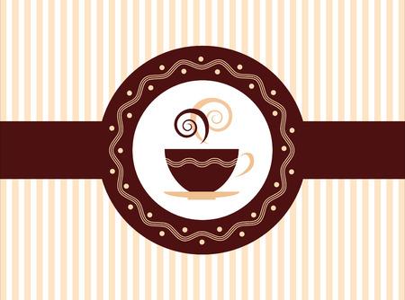Coffee elements  Stock Vector - 7066535