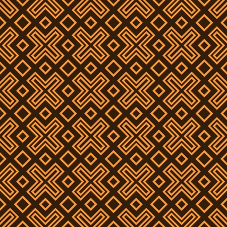 square shape: Ethnic pattern