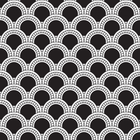 comtemporary: Abstract pattern Illustration